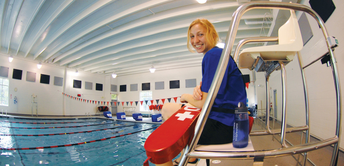 Lifeguarding Course Cpr First Aid Certifications Y In Central